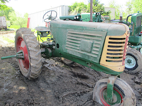 14315-OLIVER 77 TRACTOR