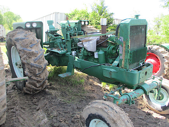 14316-OLIVER 1900 TRACTOR