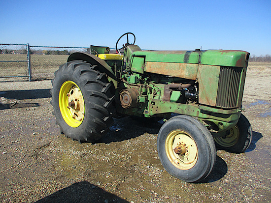 11650-JD 730 TRACTOR