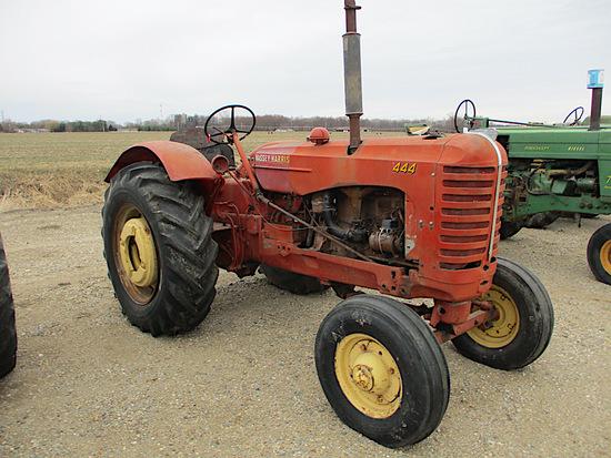 11670-MASSEY HARRIS 440 TRACTOR
