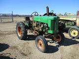 12215-JD 430 S TRACTOR