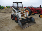 12421-BOBCAT 600 SKID LOADER