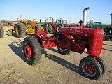 12819-FARMALL B TRACTOR