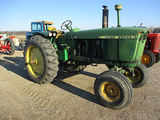 12972-JD 4020 TRACTOR