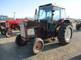 13050-IH 684 TRACTOR