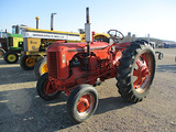 13157-CASE DC TRACTOR