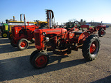 13158-AC C W/ SICKLE MOWER TRACTOR