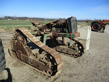 13250-OLIVER HIGH CLEAR CLETRAC CRAWLER