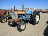 13345-FORD 5000 TRACTOR