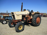 13347-CASE 1175 TRACTOR