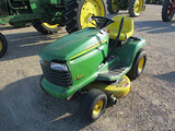 13427-JD LT 155 RIDING LAWN MOWER