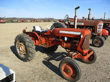 13600-AC D12 TRACTOR