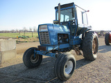 13660-FORD 9600 TRACTOR