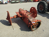 13683-CASE TRACTOR REAR END