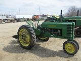 13810-JD H TRACTOR