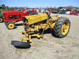 99590-JD 420W TRACTOR