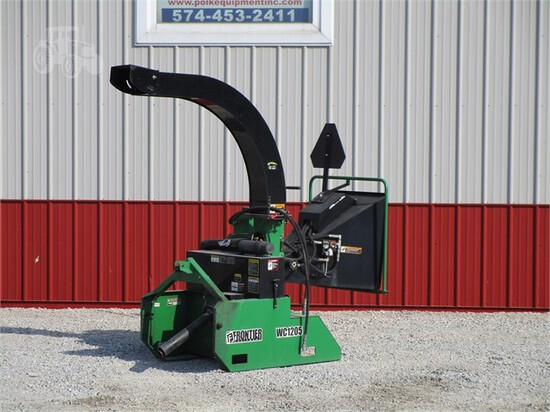 10935- FRONTIER CHIPPER WC1205