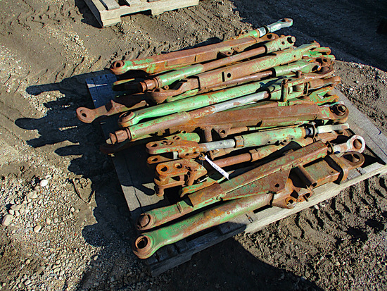 10656-PALLET OF 3 POINT ARMS