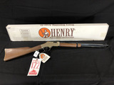 122-HENRY GOLDEN BOY H004