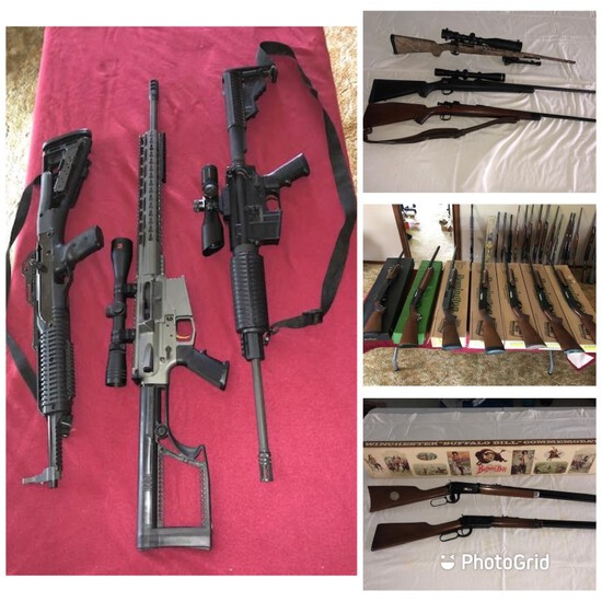 AUCTION OF MULTIPLE PRIVATE GUN COLLECTIONS