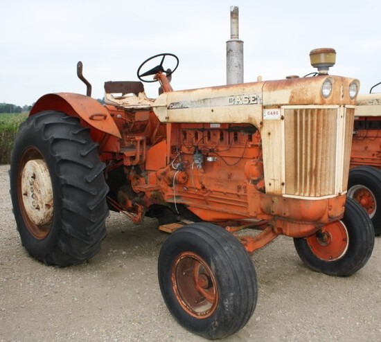 16377-CASE 930 STANDARD