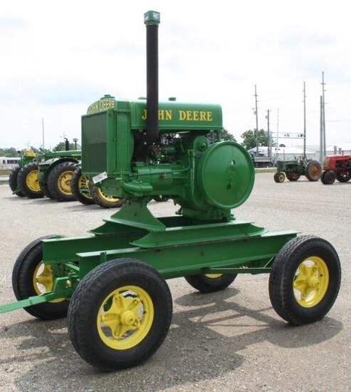19475-JOHN DEERE W111 POWER UNIT