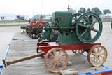 16141-FULLER JOHNSON 3 H.P. MOTOR ON TRUCKS