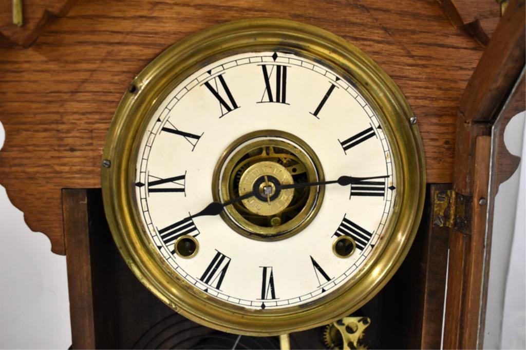 Seth Thomas Kitchen Clock Art Antiques Collectibles Collectibles Decorative Collectibles Collectible Clocks Online Auctions Proxibid