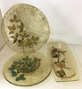 MID CENTURY LUCITE SERVING WARE - CASA CHARITY LOT
