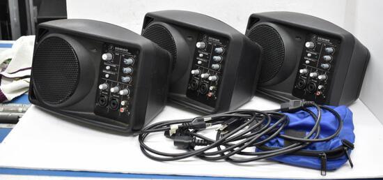 MACKIE SRM150 COMPACT POWERED PA