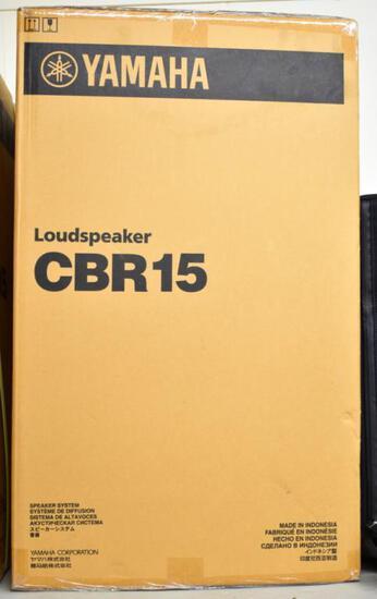 ONE YAMAHA CBR15 PASSIVE SPEAKER (NIB)