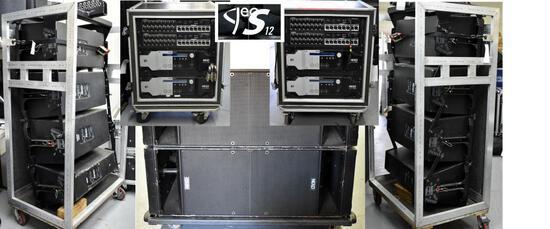 NEXO GEO s12 PA SYSTEM