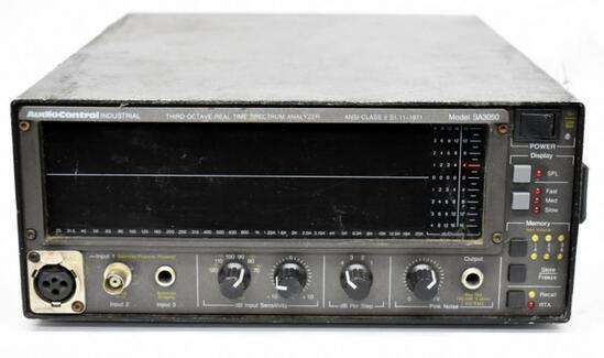AUDIO CONTROL SA3050 SPECTRUM ANALYZER