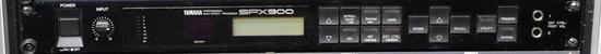 YAMAHA SPX900 DIGITAL REVERB & EFFECTS SYSTEM