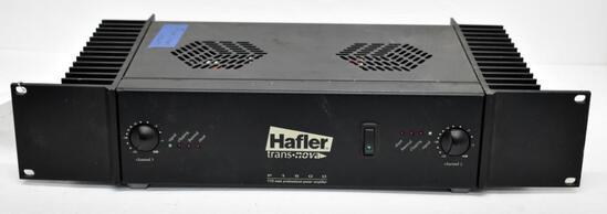 HAFLER TRANS-NOVA P1500 170 WATT PRO POWER AMP