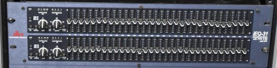 DBX iEQ-31 EQUALIZER / LIMITER