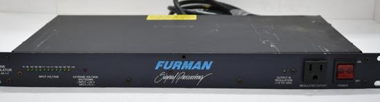 FURMAN AR-117 AC LINE REGULATOR