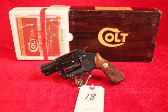 """18. 1984 Colt Lawman Mark V .357 MAG, 2"""" Barrel, Colt Blue, SN: 34939V"""