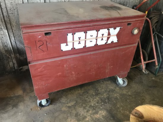 Jobox Rolling Steel Tool/Supply Chest