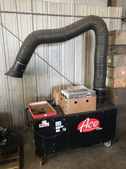 Ace 73-60 Fume Extractor