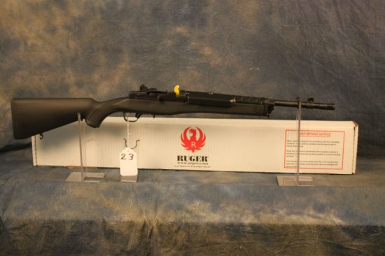 23. Ruger Ranch Rifle .300 Blackout SN:583-26223