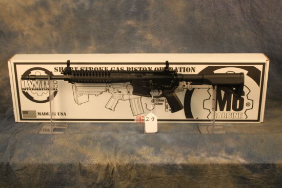 24. LWRC M6 Piston 5.56mm Ambidextrous SN:03-73607