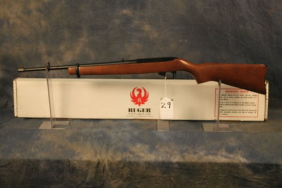 29. Ruger 10/22 Carbine, Ducks Unlimited SN:350-83334