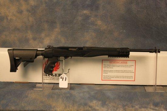 41. Ruger 10/22 AR Style Stock Muzzle Break & Rails 358-27953