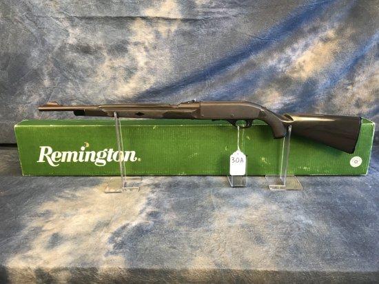 30A. Remington Apache 77, .22LR, Green SN:A 2328042