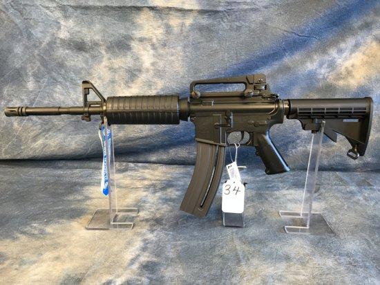 34. Colt M4 Carbine, .22LR, New!, SN:BP039489