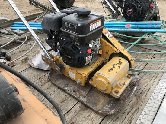 Stow 6½HP Power Tamper