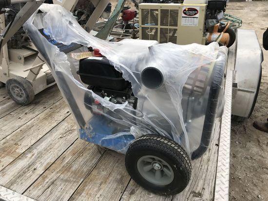 Pacific Trash Pump, Mod. PTP, 208 Series Motor, New/Unused!!