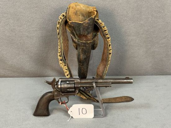 10. Colt SAA .45C, Ainsworth