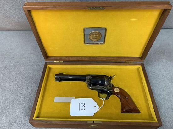 13. Colt SAA .357MAG, NRA Centennial